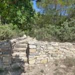 Mais où va ce sentier ? Domaine d'Escattes, Nîmes ; photo C. Hugeux