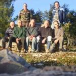 L'équipe de Pierre Sèche et Garrigue Caveirac ; Photo DR