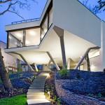 House between trees - Architecht Sebo-Lichy (CZ)